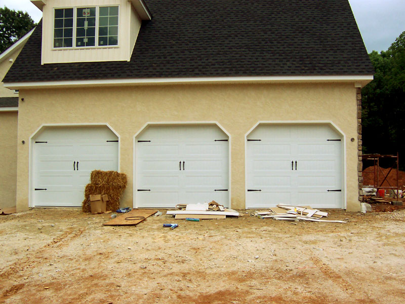 Carriage House Garage Doors Steel Carriage House Overlay