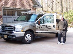 Kent Hillard - Owner of New Holland Garage Door, LLC
